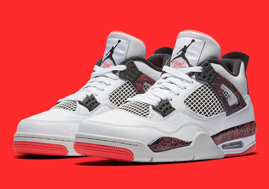"032db7a7ef6a Air Jordan 4 ""Hot Lava"" More Info  Air Jordan 4 Hot Lava Release Date   March 2"