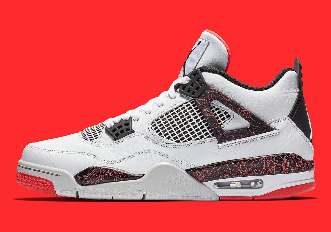 Jordan 4 Hot Lava 308497-116 Release