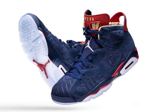 The Air Jordan 6 Doernbecher Returns After Ten Years