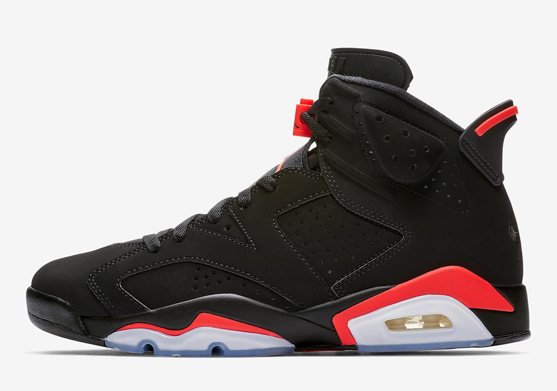 "588d3096496054 Air Jordan 6 ""Infrared"" Jordan 6 Infrared Store List Release Date  February  16th"