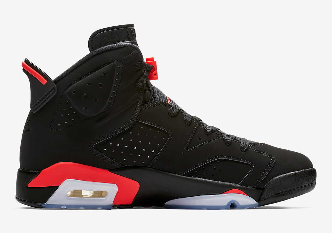 91a7eabf Air Jordan 6 Infrared 384664-060 Buying Guide | SneakerNews.com