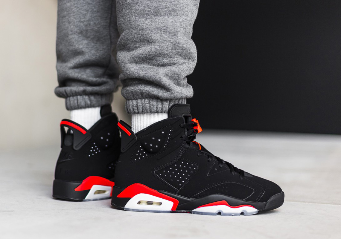 competitive price 5669d 9d8ec Air Jordan 6 Infrared 384664-060 Store List   SneakerNews.com