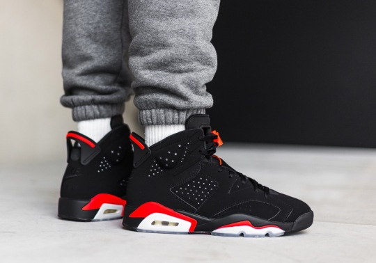 "Buyer's Guide For The Air Jordan 6 ""Infrared"""