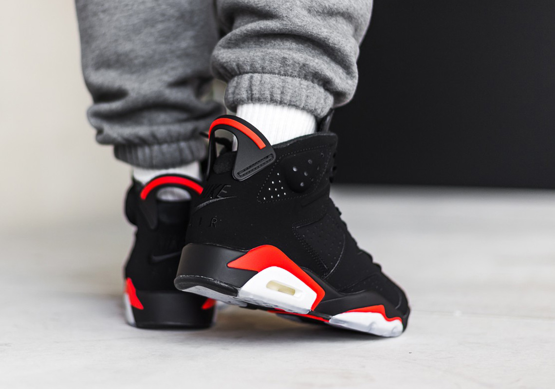 c10b2daf42c5 Air Jordan 6 Infrared 384664-060 Store List