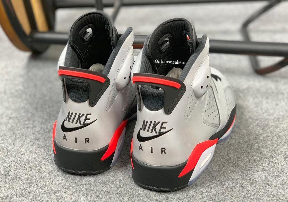 """491851afd518e6 Air Jordan 6 """"Reflective Infrared"""" Release Date  Summer"""