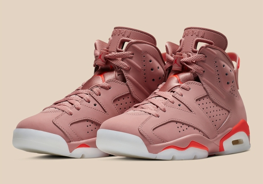 Official Images Of The Aleali May x Air Jordan 6