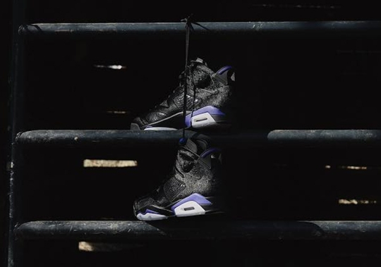 The Social Status x Air Jordan 6 Releases In Charlotte On February 14th