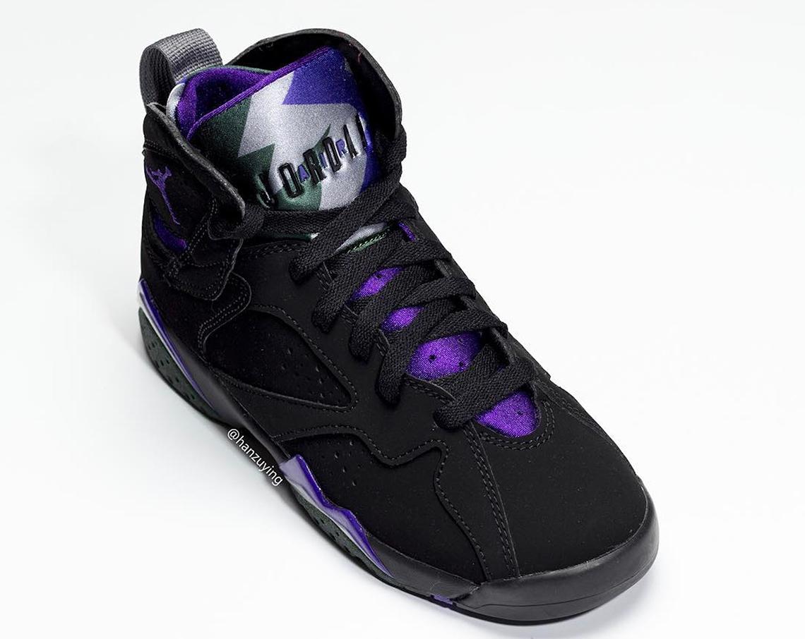 reputable site 09265 ab137 Jordan 7 Bucks Ray Allen 304775-053 Release Date   SneakerNews.com