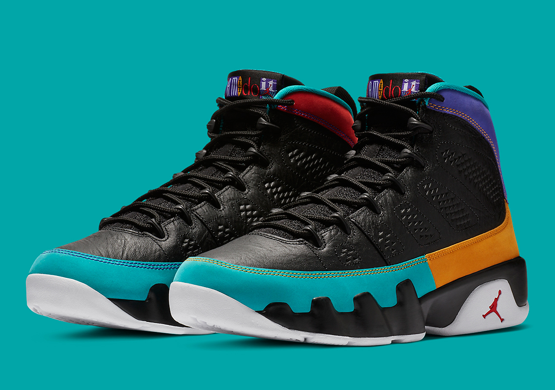 55571983e88d9 Air Jordan 9 Retro More Info  Air Jordan 9 Dream It Do It Release Date   March 9th
