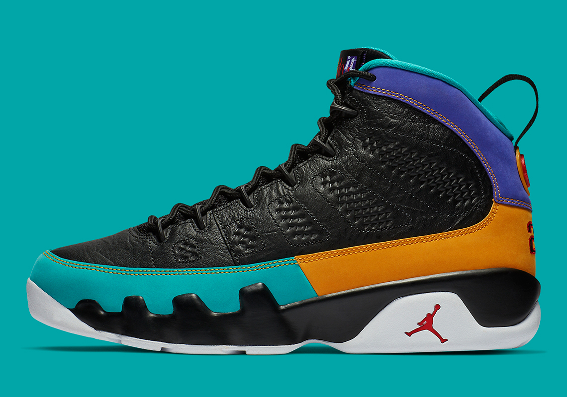 "sneakers for cheap fdfee 7bed5 Where To Buy The Air Jordan 9 ""Dream It, Do It"""