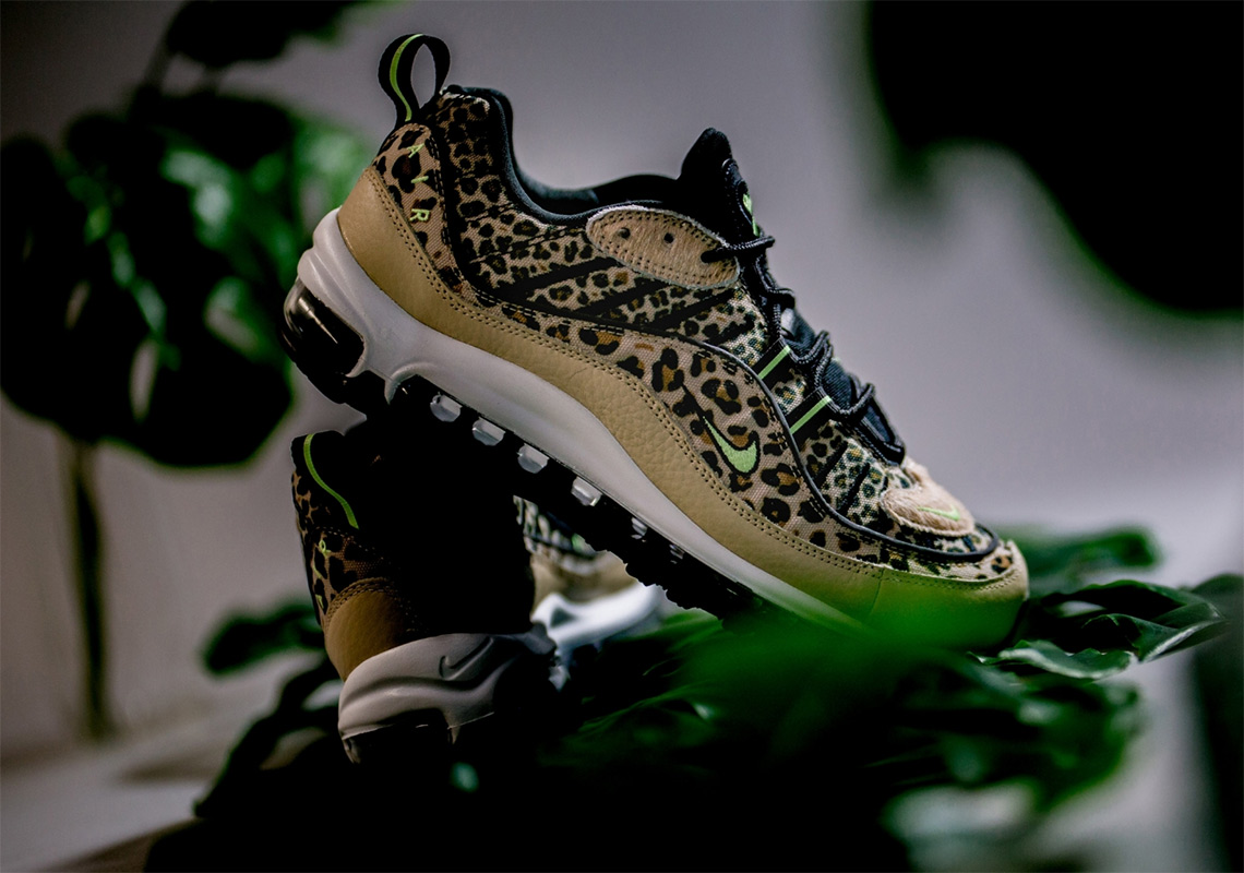 e32b3360d4 Nike Air Max 95 + Air Max 98 Leopard Store List | SneakerNews.com