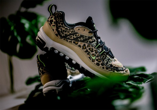 """Where To Buy The Nike Air Max """"Leopard"""" Pack For Women"""