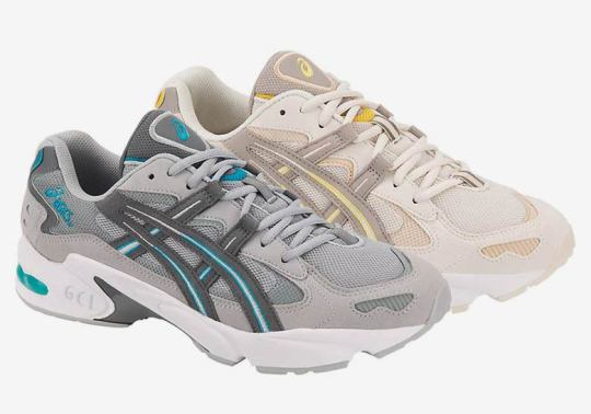 The ASICS GEL-Kayano 5 OG Returns In Two New Color Combos