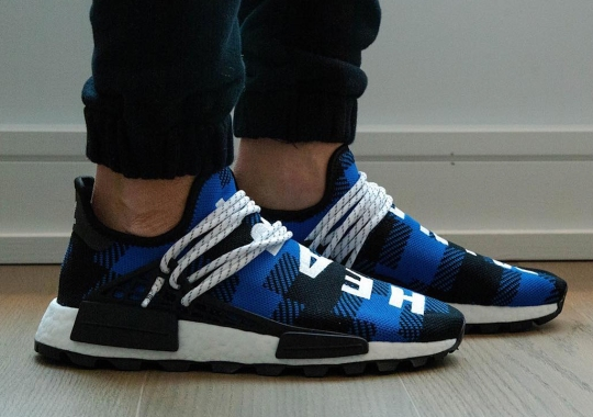 BBC And adidas Have A Flannel NMD Hu Coming