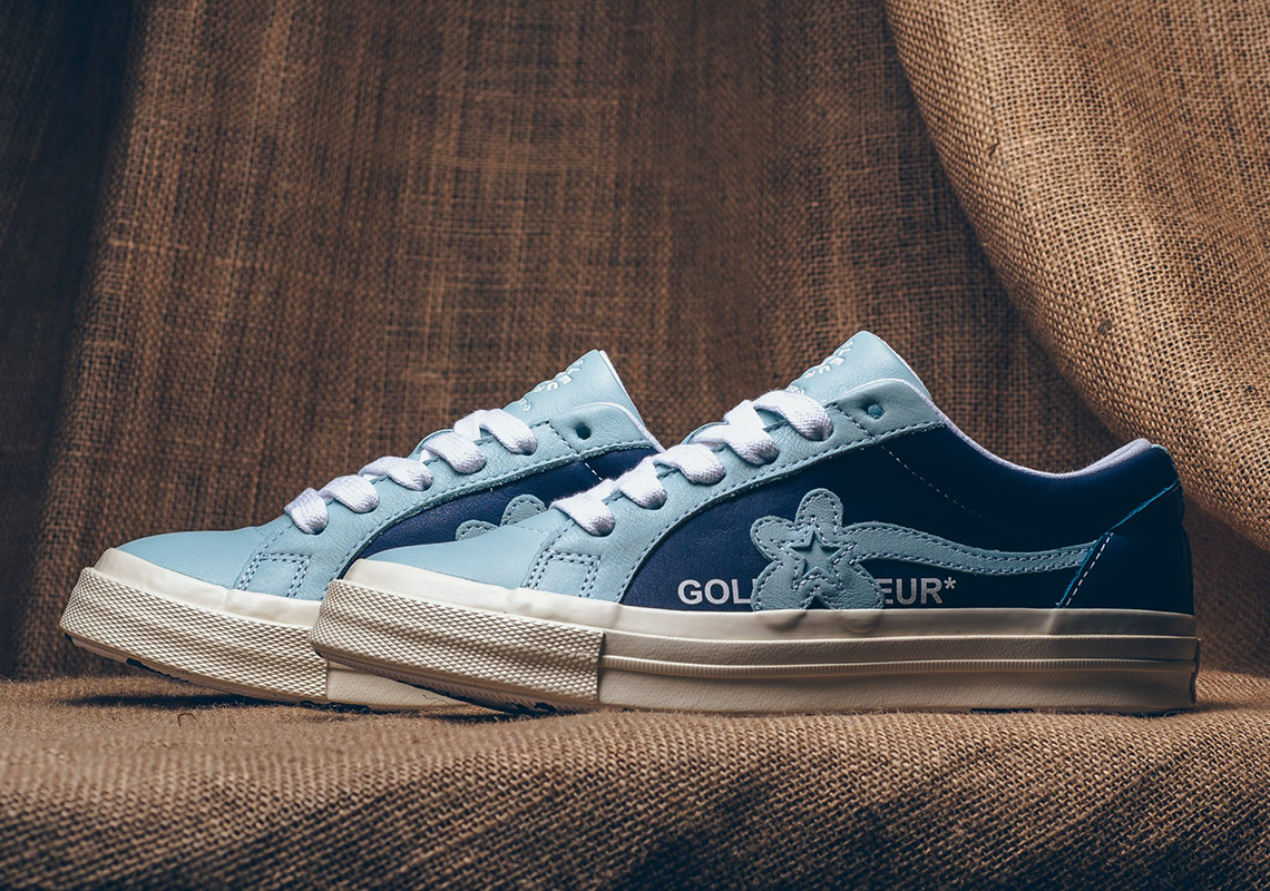 b32f9c481b5 Tyler The Creator Converse One Star Le Fleur Two Tone Release Date ...
