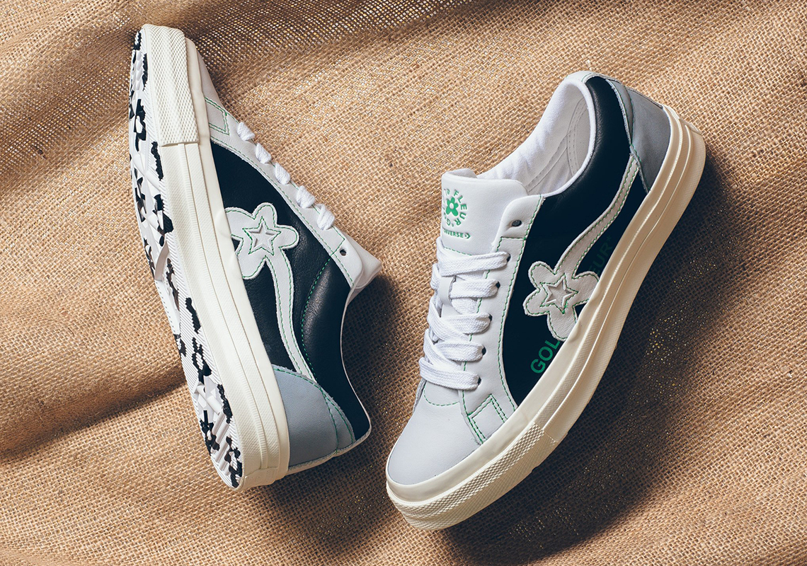 e454f819c31204 Tyler The Creator Converse One Star Le Fleur Two Tone Release Date ...