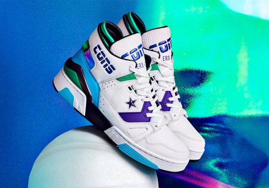 Don C And Converse Create A ERX-260 For Charlotte's All-Star Weekend