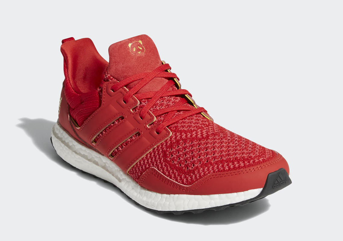 separation shoes afc9f bbfb9 Eddie Huang adidas Ultra Boost CNY Release Info  SneakerNews