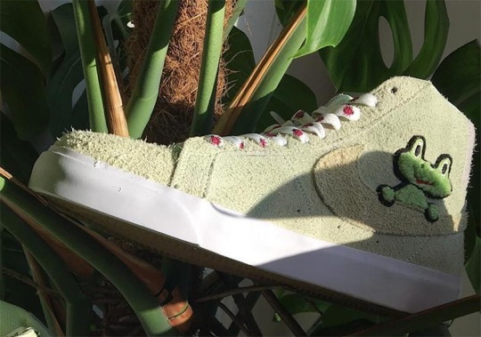 Frog Skateboards Has A Nike SB Blazer In The Works