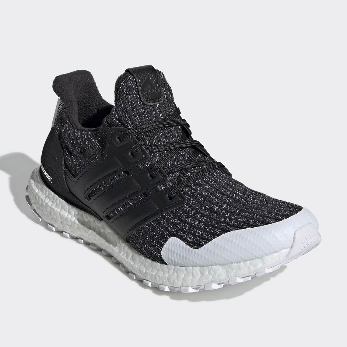 "18e96c3577c33 Game Of Thrones x adidas Ultra Boost ""Night s Watch"" Release Date  March  22"