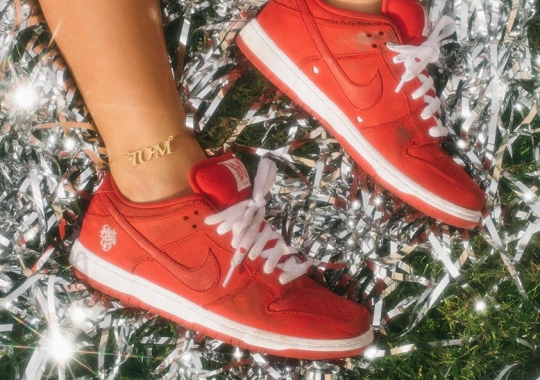 Girls Don't Cry Reveals Their Nike SB Dunk Low To Be A Japan Exclusive