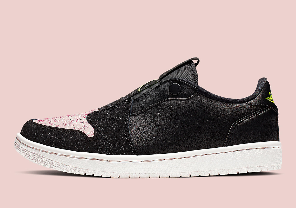 "hot sale online 2191a 8829a The Jordan 1 Low Slip Adds A ""Silt Red"" Toebox"