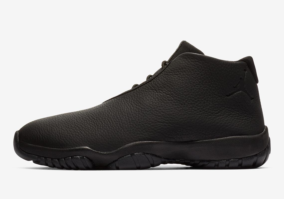 Air Jordan Future Triple Black Leather CD1523 002