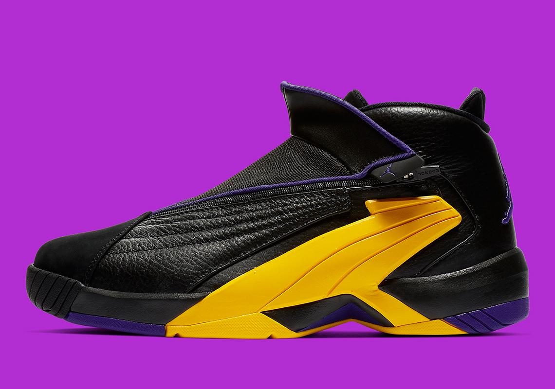 Jordan Jumpman Swift Lakers AT2555-007 Store List
