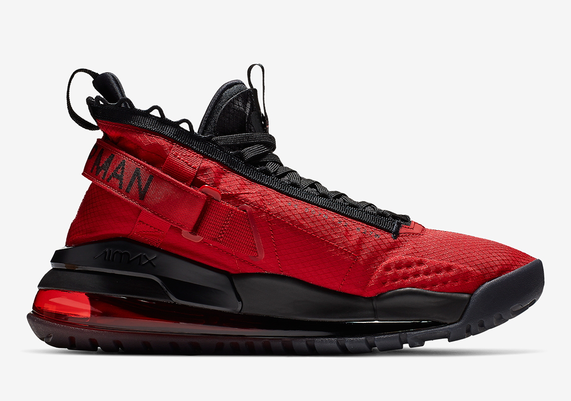 new style d3063 12d77 Jordan Proto Max 720 Red + Black BQ6623-600 Info   SneakerNews.com