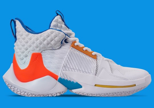 "Jordan Why Not Zer0.2 ""OKC Home"" Releases On March 14th"