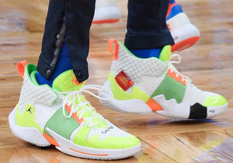 various colors 3e7a1 cb2e3 Jordan Why Not Zer0.2 Super Soaker - Russell Westbrook Shoes    SneakerNews.com