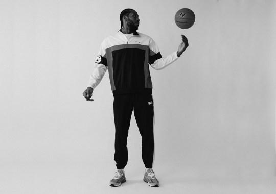 Kawhi Leonard To Debut New Balance Basketball Shoe At All-Star