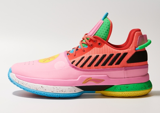 "Dwyane Wade's Li-Ning Way Of Wade ""Year Of The Pig"" Releases This Week In Limited Numbers"