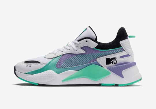 MTV And Puma Revive Partnership With Four Piece Collaboration