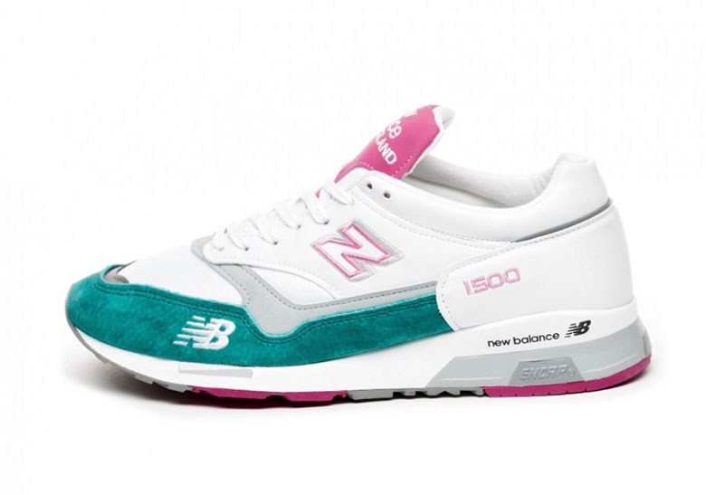 e5f01e4f3c New Balance M1500WTP $200. Color: White/Pink. Where To Buy