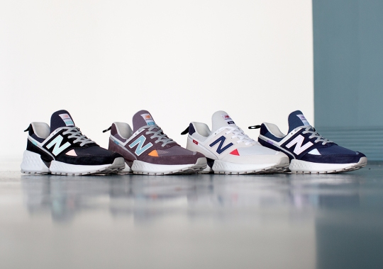 New Balance Officially Launches The 574 Sport v2