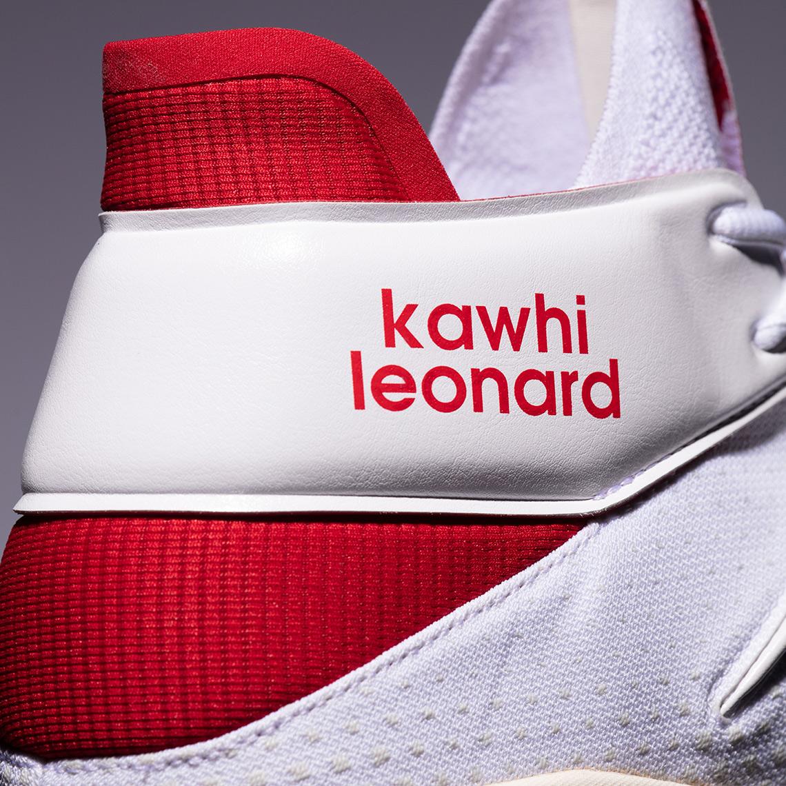 aaebea6725e New Balance Unveils Kawhi Leonard s OMN1S Signature Shoe In Six Colors