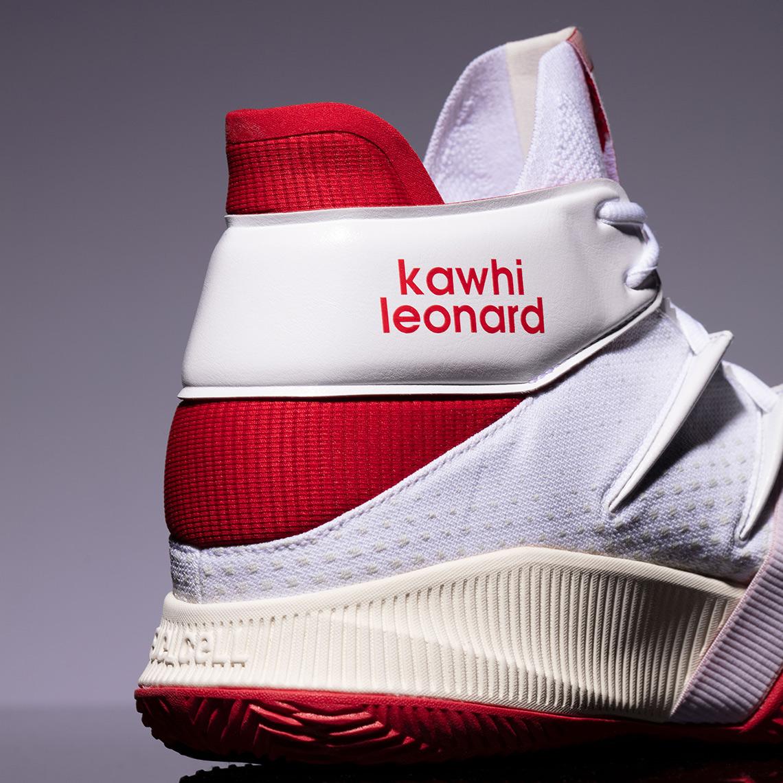 7316d22e7a Kawhi Leonard New Balance Shoes - First Look + Release Info ...