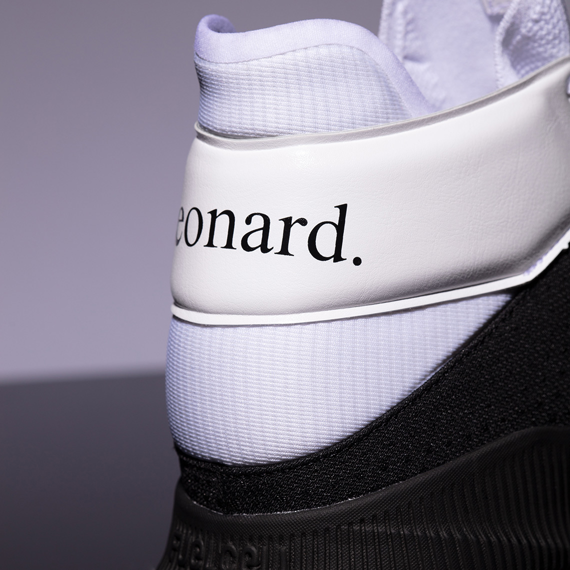 on sale 586f0 5b37c Kawhi Leonard New Balance Shoes - First Look + Release Info ...