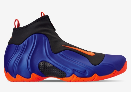 6905adca7761b The Nike Air Flightposite Returns In A Knicks Themed Colorway