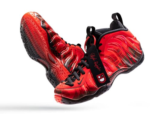 2310019bb7f Nike Foamposite Release Info + Where to buy