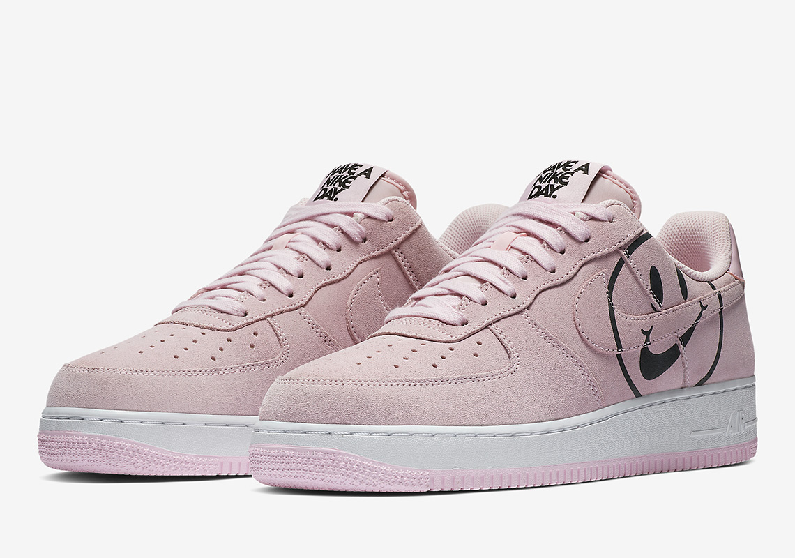 huge discount 16016 360f4 Nike Air Force 1 Low Release Date  March 1st, 2019  100. Color  Pink Foam  Black White Pink Foam
