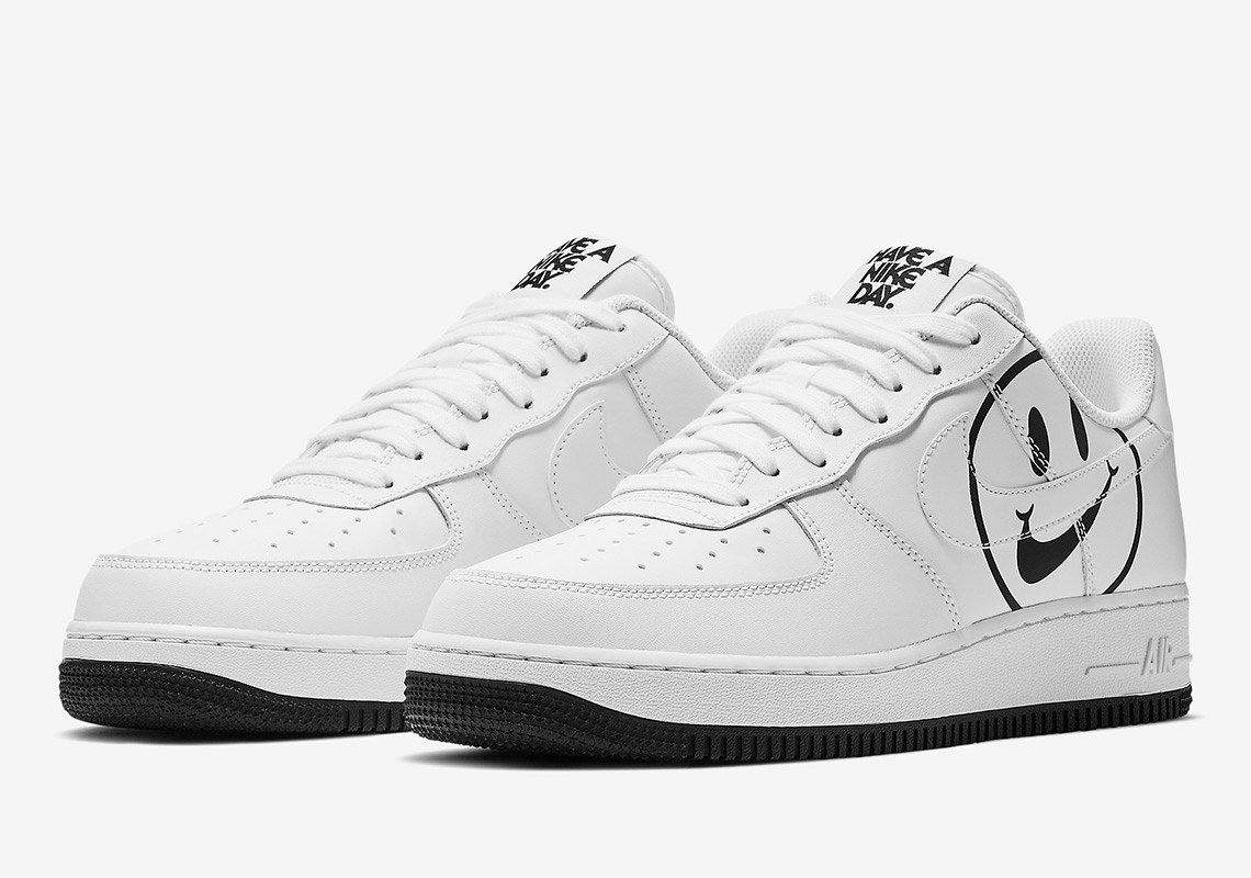 best service f7b78 9bfde Nike Air Force 1 Low Release Date  March 1st, 2019  100. Color  White Black  White Style Code  BQ9044-100