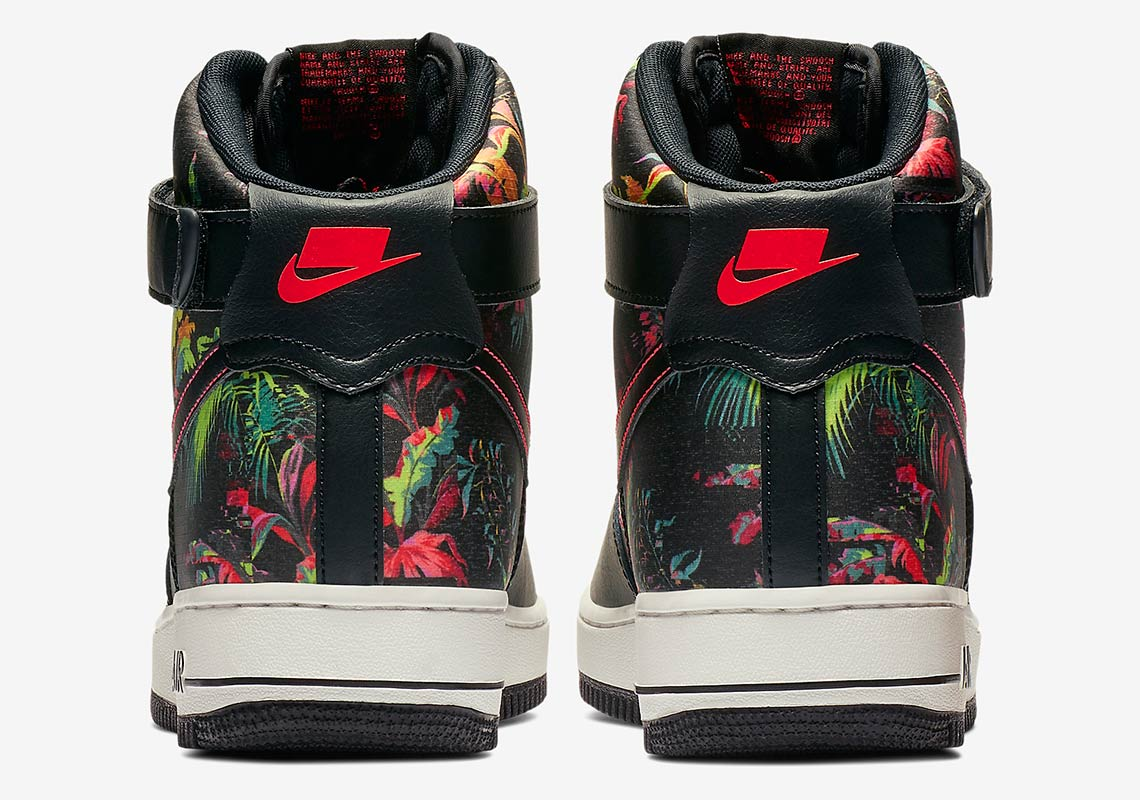 release date: fcdbe ab5b2 Nike Air Force 1 High  110. Color  Black Multicolor Style Code  CI2304-001.  Where to Buy. Nike Available. Advertisement. Advertisement