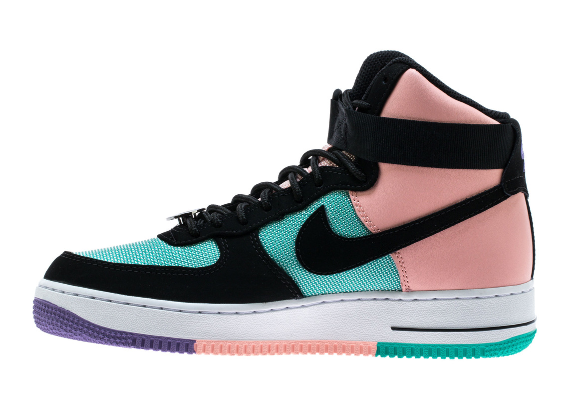have a nike day air force 1 high top