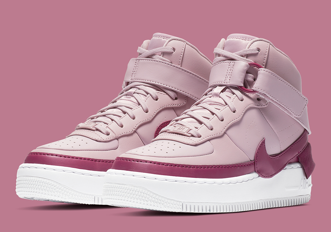 sale retailer 76d82 27930 Nike Air Force 1 Jester High Women's Pink AR0625-501 Store ...