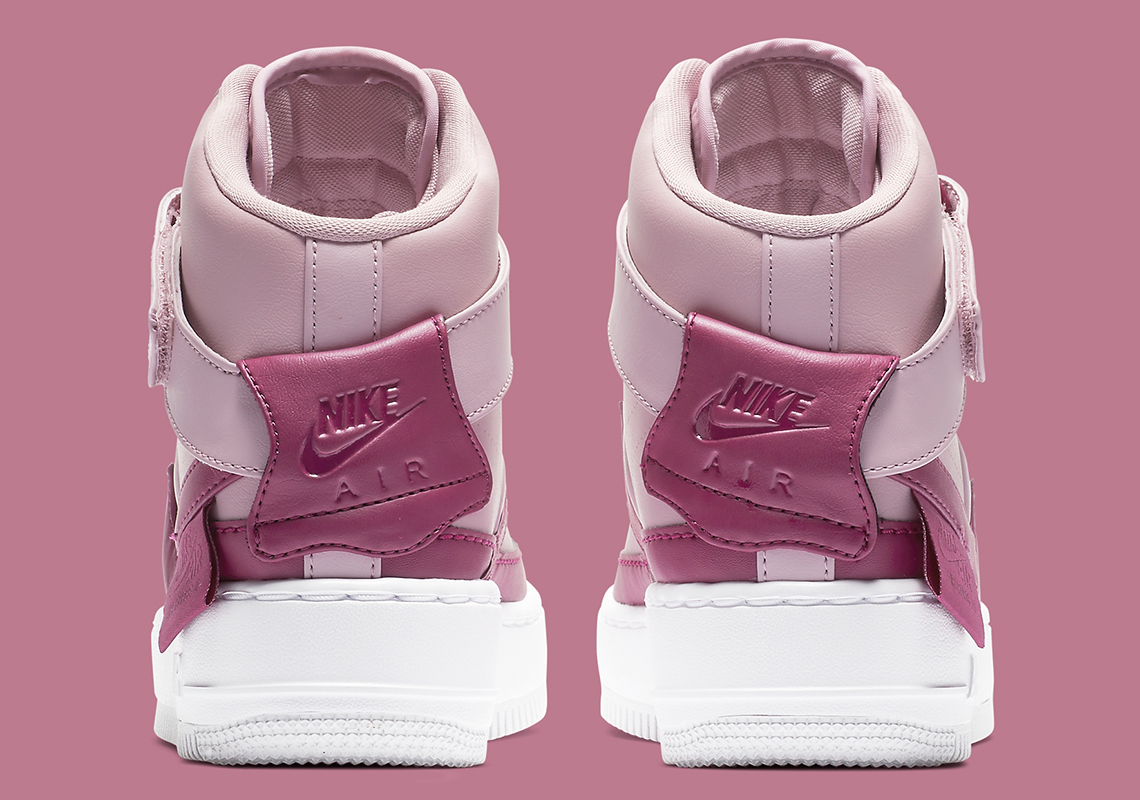 Nike Air Force 1 Jester High Women s Pink AR0625-501 Store List ... bc4d98d18