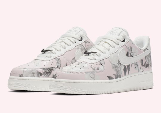 "Nike Air Force 1 Low ""Floral Rose"" is Coming Soon"