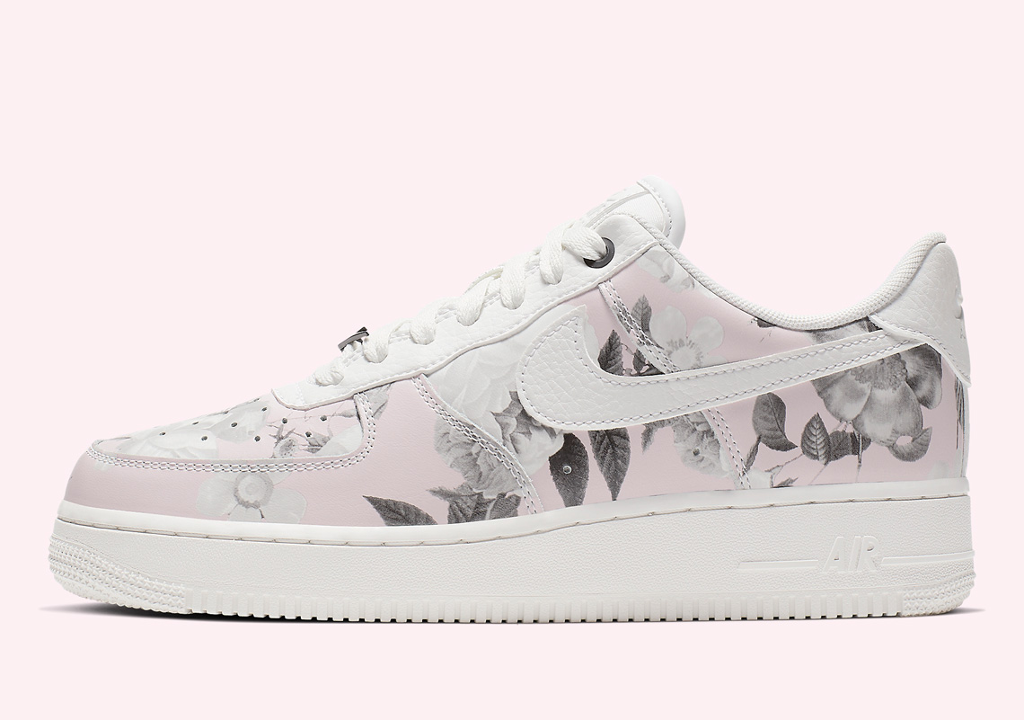Nike Air Force 1 Low Floral Rose AO1017 102 |
