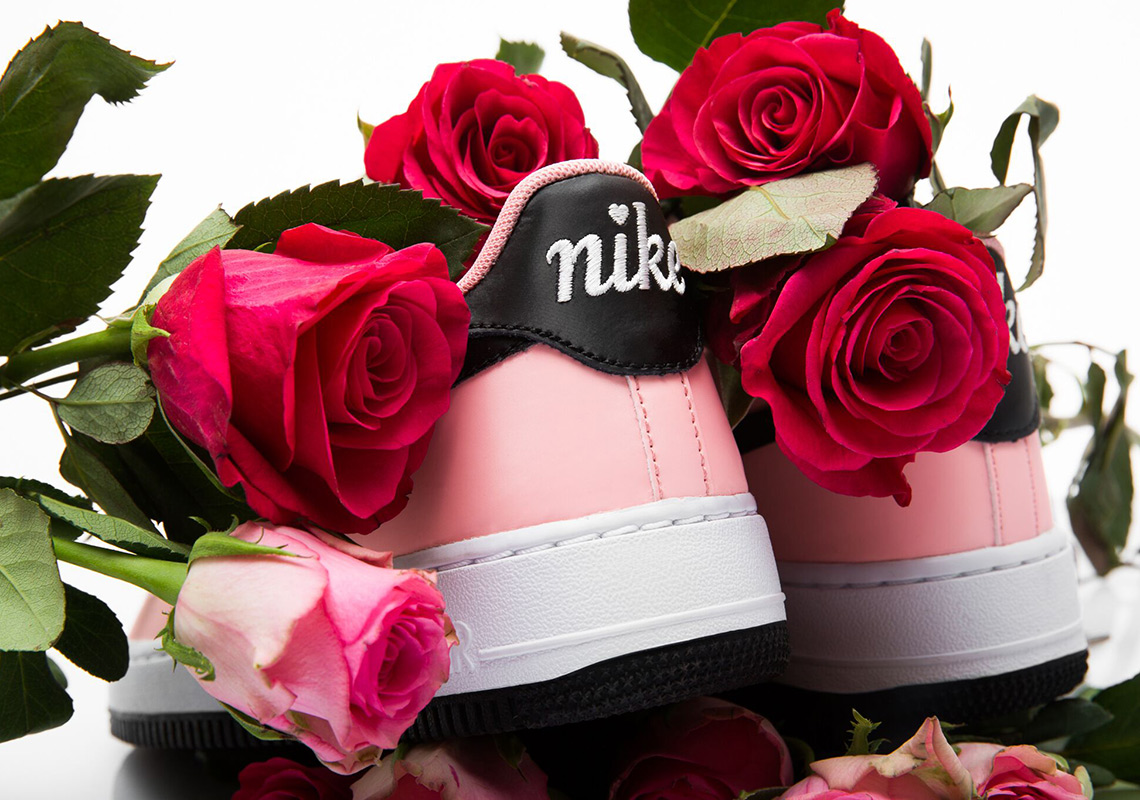 d97dc2b74df Nike Adds The Air Force 1 Low To Its Upcoming Slue Of Valentine s ...
